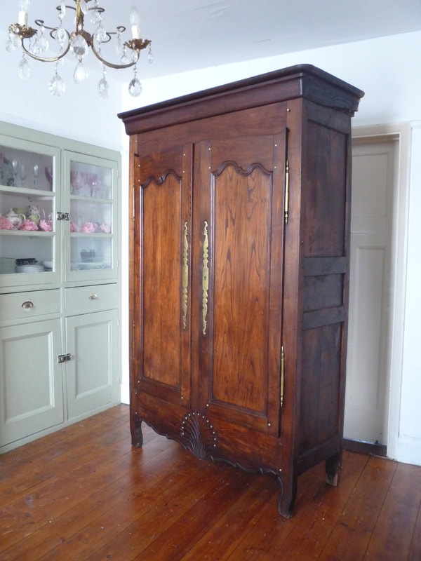 Provincial French Armoire