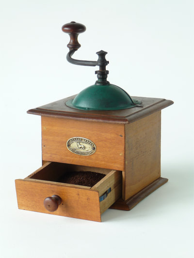Peugeot Freres Antique French Coffee Grinder