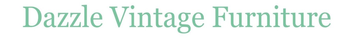 Dazzle Vintage Furniture